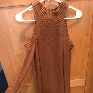Abercrombie & Fitch Extra Small Sweater Dress